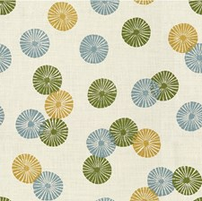 Sage Green Modern Drapery and Upholstery Fabric by Groundworks