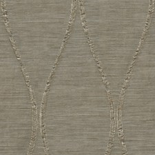 Bronze Contemporary Drapery and Upholstery Fabric by Groundworks