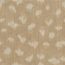 Beige/Ivory Animal Skins Drapery and Upholstery Fabric by Groundworks