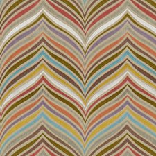 Pink/Lilacs Contemporary Drapery and Upholstery Fabric by Groundworks