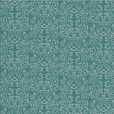 Cornflower Botanical Drapery and Upholstery Fabric by Groundworks