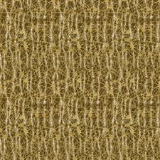Gilt Contemporary Drapery and Upholstery Fabric by Groundworks