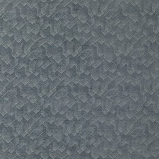 Delft/Ivory Contemporary Drapery and Upholstery Fabric by Groundworks