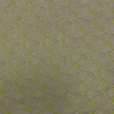 Chartreuse Drapery and Upholstery Fabric by Scalamandre