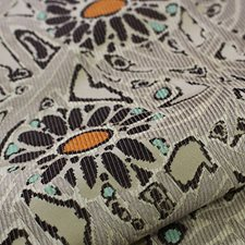 Ivoire Drapery and Upholstery Fabric by Scalamandre