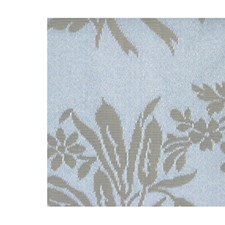 Bleu/Bis Drapery and Upholstery Fabric by Scalamandre