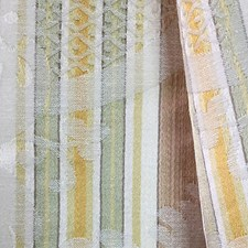 Beige/Coquille Drapery and Upholstery Fabric by Scalamandre