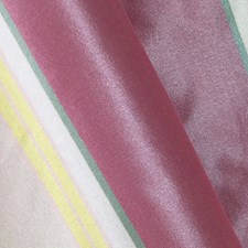 Rose/Yellow/Green Drapery and Upholstery Fabric by Scalamandre