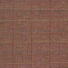 Heather Check Drapery and Upholstery Fabric by Mulberry Home