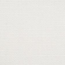 White Drapery and Upholstery Fabric by Scalamandre