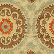 Sahara Drapery and Upholstery Fabric by RM Coco