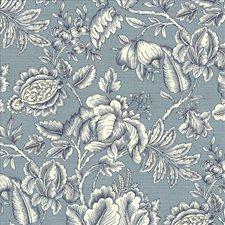 Aqua Drapery and Upholstery Fabric by Kasmir