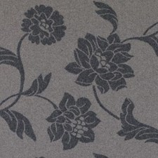 Charcoal Drapery and Upholstery Fabric by Highland Court