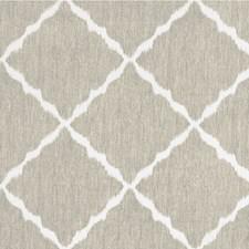 Linen Ikat Drapery and Upholstery Fabric by Kravet
