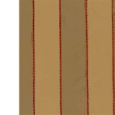 Gold/Ginger Stripes Drapery and Upholstery Fabric by G P & J Baker