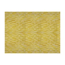 Pale Yellow Texture Drapery and Upholstery Fabric by Brunschwig & Fils