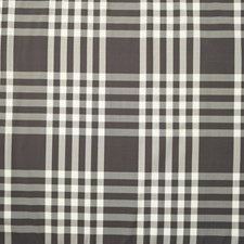 Roman Stone Plaid Drapery and Upholstery Fabric by Brunschwig & Fils