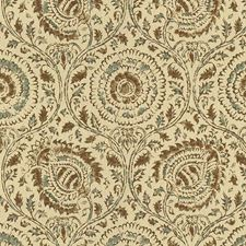 Henna Ethnic Drapery and Upholstery Fabric by Kravet