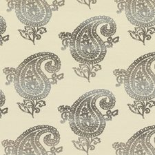 Gray Flannel Drapery and Upholstery Fabric by Kasmir