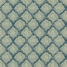 Indigo Small Scales Drapery and Upholstery Fabric by Kravet