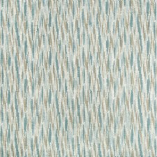 White/Slate/Taupe Ikat Drapery and Upholstery Fabric by Kravet