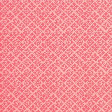 Kemble Print Ro-Rose Small Scales Drapery and Upholstery Fabric by Lee Jofa