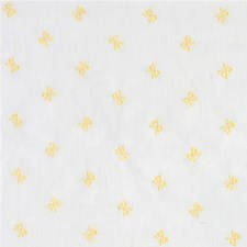 Jonquil Bows Drapery and Upholstery Fabric by Laura Ashley