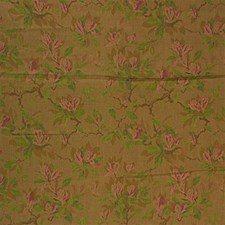 Antique Botanical Drapery and Upholstery Fabric by Laura Ashley
