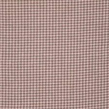 Rosewood Check Drapery and Upholstery Fabric by Laura Ashley