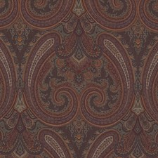 Cognac Drapery and Upholstery Fabric by Ralph Lauren