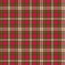 Red/Brown Drapery and Upholstery Fabric by Ralph Lauren