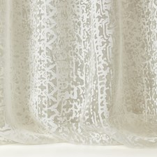 White Modern Drapery and Upholstery Fabric by Kravet