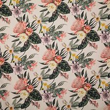 Tropical Traditional Drapery and Upholstery Fabric by Pindler