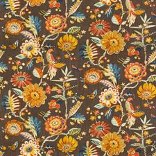 Bark Botanical Drapery and Upholstery Fabric by Kravet