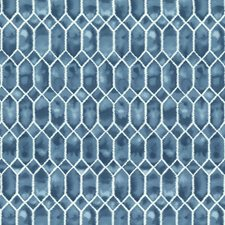 Aqua Drapery and Upholstery Fabric by Kasmir