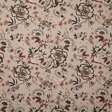 Blossom Print Drapery and Upholstery Fabric by Pindler