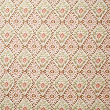 Tearose Ethnic Drapery and Upholstery Fabric by Pindler
