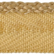 Cord With Lip Beige/Yellow Trim by Threads