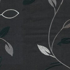 Black/White Drapery and Upholstery Fabric by RM Coco
