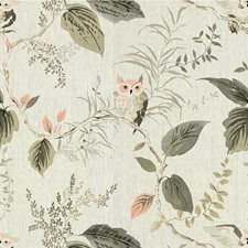 Blush Animal Drapery and Upholstery Fabric by Kravet