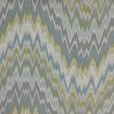 Blue/Green/Grey Traditional Drapery and Upholstery Fabric by JF