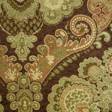 Wine Drapery and Upholstery Fabric by RM Coco