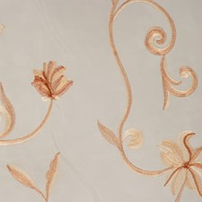 Brushed Gold Drapery and Upholstery Fabric by RM Coco