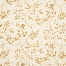 Honey Print Drapery and Upholstery Fabric by Baker Lifestyle