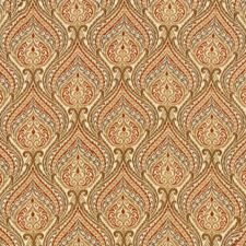 Indian Summer Cotton Drapery and Upholstery Fabric by Kasmir