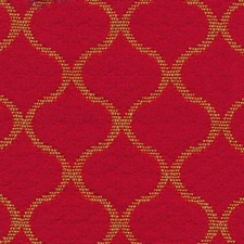Red Hot Drapery and Upholstery Fabric by Kasmir