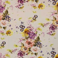 Wisteria Drapery and Upholstery Fabric by RM Coco