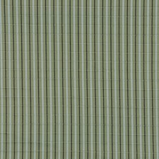 Green W Plaid Drapery and Upholstery Fabric by Lee Jofa