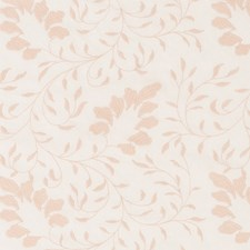 Blush Embroidery Drapery and Upholstery Fabric by Duralee