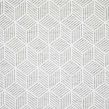 Silver Contemporary Drapery and Upholstery Fabric by Pindler